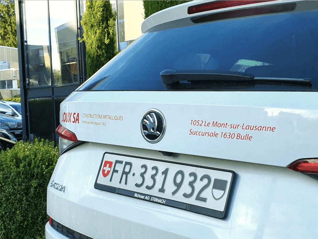 Nouvelle succursale Bulle Fribourg
