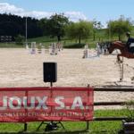 Manège Mont-sur-Lausanne concours hippique