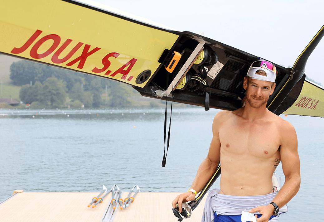 Barnabé Delarze Championnats suisses aviron